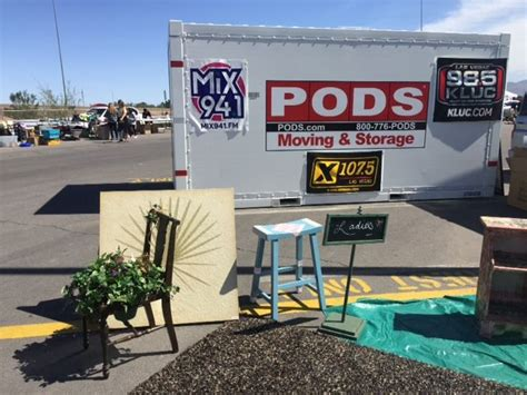 Garage Sales Las Vegas by Pods 174 Las Vegas Hosts Garage Sale Donation Drive To End