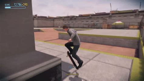 supercut  tony hawks pro skater  glitches