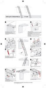Escalier Escamotable Aluminium 2 Plans Coulissantes by Escalier Escamotable Aluminium Coulissant