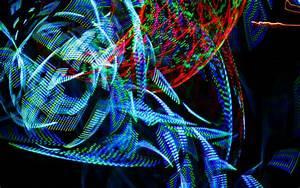 Vs65 Digital Abstract Color Art Pattern