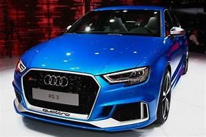 Audi A3 Berline 2016 : audi rs3 berline au mondial de paris 2016 ~ Gottalentnigeria.com Avis de Voitures