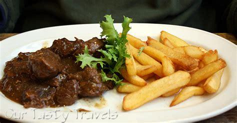 belgian cuisine brussels belgian food the brasserie le paon in brussels belgium