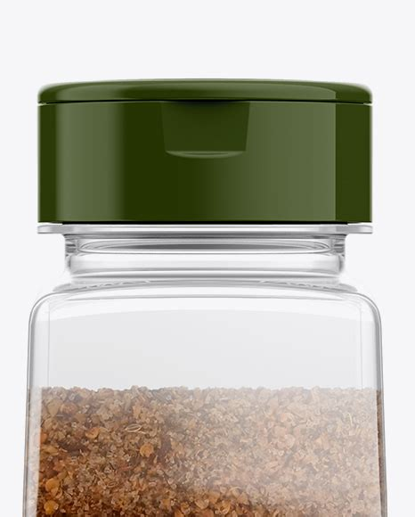 Simple edit with smart layers. Download Spice Jar With Coriander Mockup Yellowimages ...