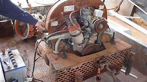 Vw Industrial Engine  Originally Coupled To Magirus Water