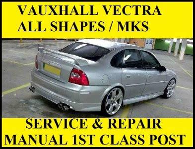 Vauxhall Vectra Wiring Diagram