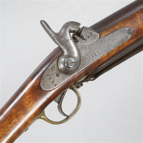 A Percussion Rifle For The Swedish Army M1860 Bukowskis
