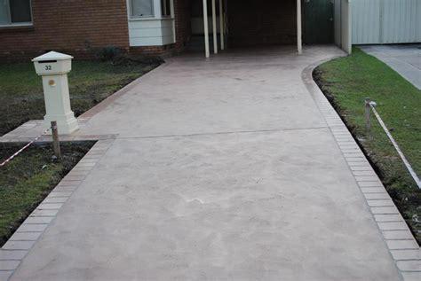 residential driveway residential driveways gallery designcrete concrete formwork