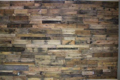 pallet wall wallpaper wallpapersafari