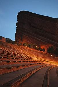 """Red Rocks Amphitheater Morrison, Colorado"" by Paul"
