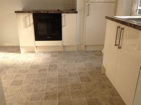 Lino Kitchen Flooring