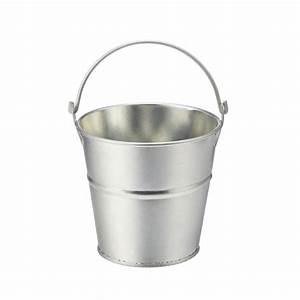 Galvanized Metal Bucket With Handle by Ashland®