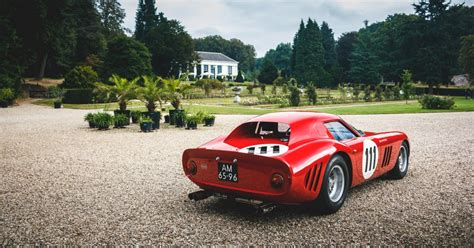 250 Gto Replica by Replica Is The Wrong Word For This Gorgeous 1964