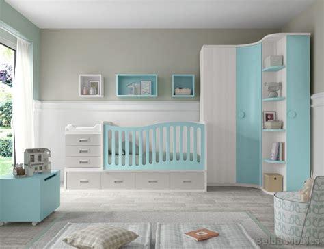 chambre bébé evolutive cunas convertibles para habitaciones infantiles o de bebe