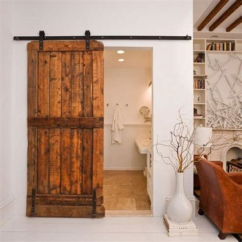 interior sliding barn doors for homes barn home interior photo style