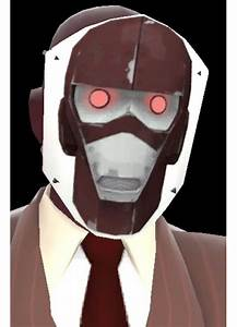 MvM Spy Masks | Team Fortress 2 Skin Mods