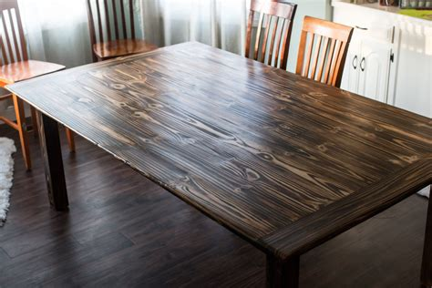 ana white torched table diy projects