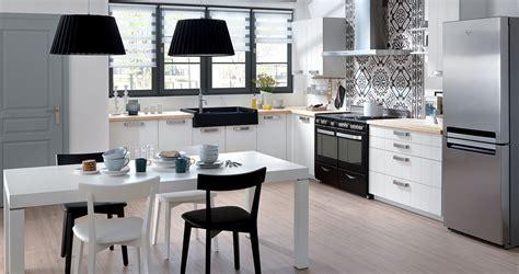 La cuisine blanche prend des couleurs | Inspiration cuisine