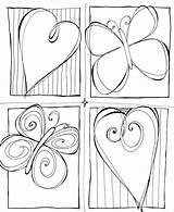Zenspirations Zentangles Decorativas Garabatos Rubric Doodling Estarcido Kritzeleien Modele Fink Cahier Religion Kono Sellos Mosaicos Gribouillage Repujado Webmail1e sketch template