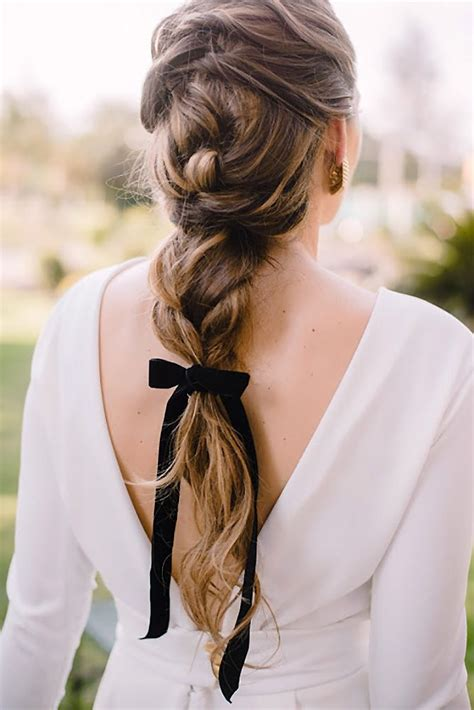 Wedding Hairstyles Best Ideas For 2020 Brides Fryzury