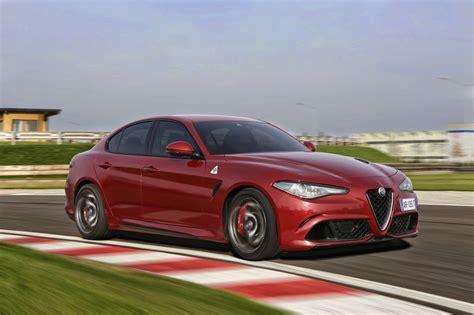 2018 Alfa Romeo Giulia Quadrifoglio Review Caradvice