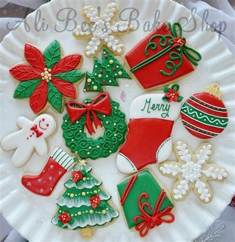 christmas cookies cookie decorating ideas pinterest