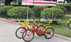 4 Wheel 2 Person Bike Car