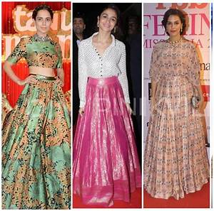 4 Bollywood Actresses Show You How to Style Your Lehenga