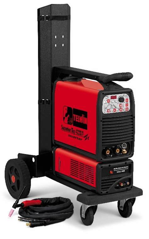tig welder superior tig 422 ac dc hf lift r a demo telwin ac dc welding equipment
