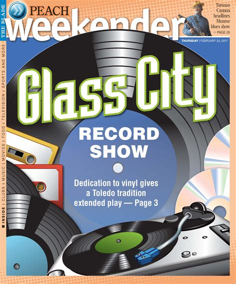 Glass City Record Show emphasizes endurance of vinyl - The ...