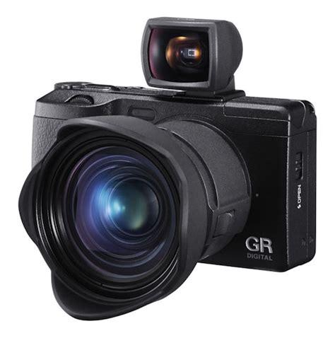 ricoh gr digital  camera announced photo rumors