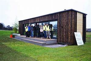 Ireland's First Shipping Container Home Built in 3 Days ...