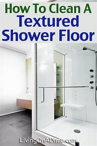 How to clean stained fiberglass shower floor thefloorsco for How to clean stained shower floor