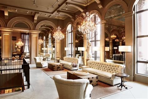 Restoration Hardware's Boston Flagship Store Opens In A