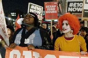Spirit of US fast food strike movement comes to London ...