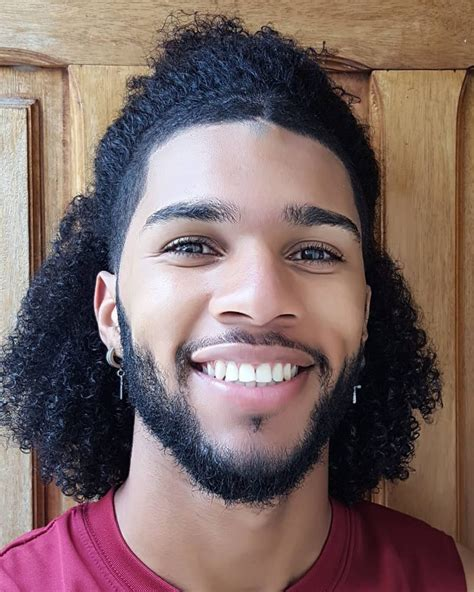Here are some of the basic steps you would following to cut long hair on men Long Curly Hair For Men: Get These Cuts, Styles + Products