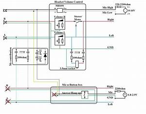 David Clark Headset Wiring Diagram Starfm Me 10 0