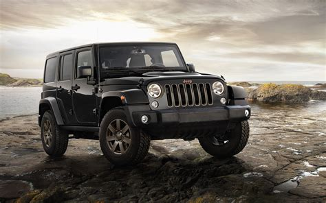 2016 Jeep Wrangler 75th Anniversary Wallpaper