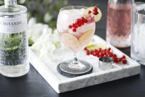 Rósalímónaði gin - Vínklúbbur