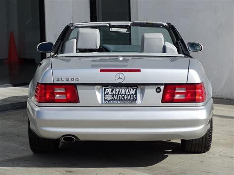 Tiene un motor v8 de 5,5 litros de cilindrada con compresor. 2002 Mercedes-Benz SL-Class SL 500 *** AMG SPORT PACKAGE *** Stock # 6357 for sale near Redondo ...