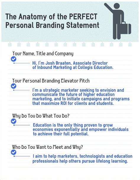 best 25 personal brand statement ideas on