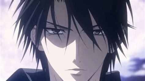 post  awesome anime character  black hair anime