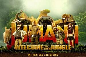 Jumanji: Welcome To The Jungle (2017) - Movie Trailer ...