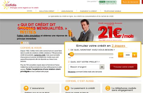 credit cofidis avis accessio cofidis avis cr 233 dit renouvelable credit social