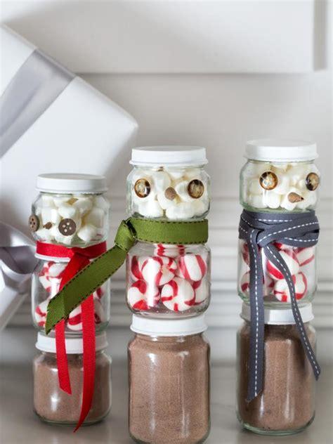 easy christmas food crafts gift ideas hgtv