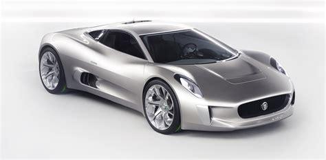 Jaguar C-x75 Concept Car To Be Villain's Vehicle In Next