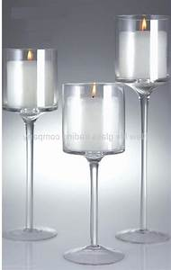 glass candle holder with photo With kitchen cabinets lowes with silver crackle glass candle holders