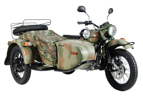 Ural Gear Up Picture by Motorcycle Pictures Ural Gear Up 2011