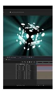 How to make 3D cube animation tutorial after effect cc ...