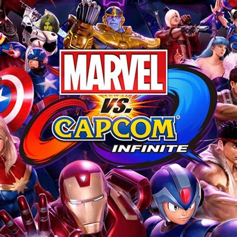 Marvel Vs Capcom Infinite Gamespot