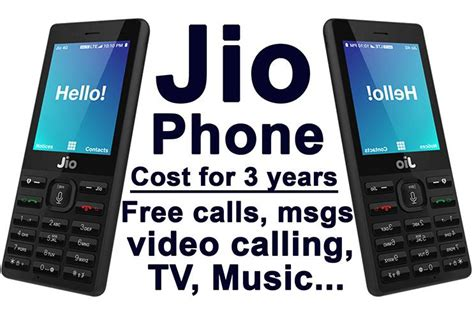 jio phone booking pricing features and specs technology india today